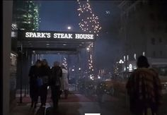 Spark's Steakhouse NYC