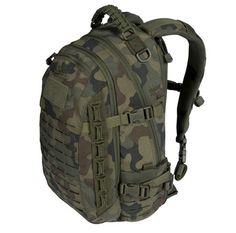 Direct Action Dragon Egg Tactical Backpack - Polish Woodland for Bug Out  Bag or 72 Hour 5248442fc2