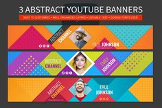 Youtube Banner Design, Youtube Banner Template, Youtube Design, Youtube Banners, Art Template, Mockup Templates, Design Templates, S Youtube, Free Youtube