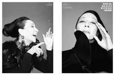 china machado for avedon