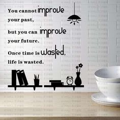 Find More Wall Stickers Information about 1pc Inspirational Words Carved Wall Sticker PVC Waterproof Removable Livingroom Bedroom Study Sticker Home Decor 2010WS,High Quality stickers nfl,China sticker charm Suppliers, Cheap sticker home decor from NAAN GUO Store on Aliexpress.com