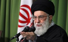 Supreme leader accused of gross hypocrisy given Iran's own record for police   brutality