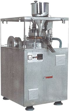 Legend Pharma Hexa Press single rotary tablet compression machine with a maximum output & turret speed for vetinary tablets & slugging. Rotary, Legends, Lab
