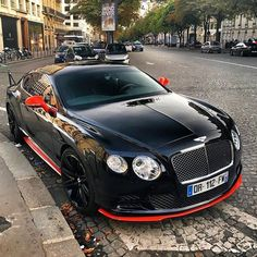 258 Likes, 2 Kommentare - Luxury Lifestyle Worldwide ( o . Bentley Continental Gt, My Dream Car, Dream Cars, Supercars, Bentley Gt, Luxury Car Brands, Lux Cars, Premium Cars, Cars And Coffee