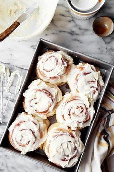 Classic Cinnamon Rolls are perfect for your Easter Brunch!