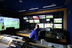 Live from Confederations Cup: Sony 4K passes the test