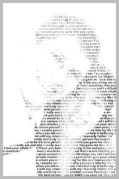 A site where you create a self-portrait using your own words.