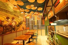 Saigon Senses restaurant by Span Design, Wollongong – Australia » Retail Design Blog