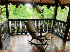 A Magnificient Heritage Home in the Heart Of Mumbai ~ The Keybunch Decor Blog New Palace, Tile Saw, Beautiful Villas, Backyard, Patio, Spanish Colonial, In The Heart, Decorating Blogs, Room Themes