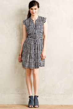 30 Fall Dresses For Every Occasion  #refinery29  http://www.refinery29.com/fall-dresses#slide28  Errand Run