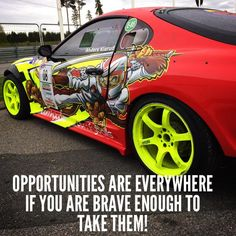 Opportunities exist to be seized Brave, Opportunity, Inspire