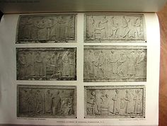 Bronze Panel of Scientists, National Academy of Sciences Building, Washington, D. C., photo from Architecture Magazine, October 1924.