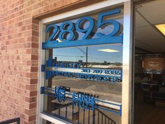 Annodized Aluminum Sign by Gulley Metal Services, Inc. Custom Metal Fabrication, Aluminum Signs, Denver, Outdoors, Outdoor, Nature