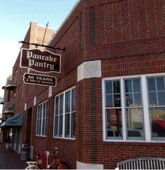 Pancake Pantry Nashville, TN