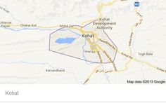 Army called in Kohat and Hangu after violent protests