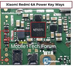 If you are a mobile technician and searching for the solution on how to repair the Redmi Power Key Ways power button not working problem here we will Samsung Tabs, Power Button, Circuit, Searching, Islamic, Iphone 6, Jumper, Diagram, Buttons