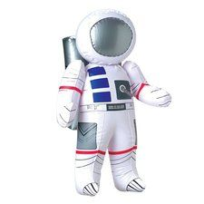 """Space Party 27"""" Inflatable Astronaut"""
