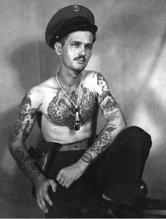 Nautical tattoos - Chief Petty Officer in the U. Picture Tattoos, Tattoo Photos, Navy Tattoos, Nautical Tattoos, Sailor Jerry Tattoo Flash, Navy Chief Petty Officer, History Tattoos, Naval History, Us Navy
