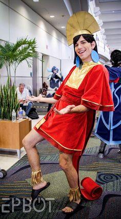 Disney Character Cosplay Kuzco - Emperor's New Groove Cosplay