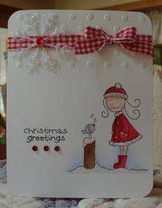 Elzybells Christmas Greetings by Susie B - Cards and Paper Crafts at Splitcoaststampers