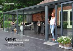 Aluminium Veranda's, Terrrasoverkappingen, Carports, Serres Brabant Breda Roosendaal Bergen op Zoom