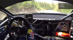 Watch the Pikes Peak record fall from Sebastien Loeb's point of view