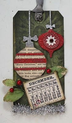 Bluebird Paperie: 12 Tags of Christmas Day 12