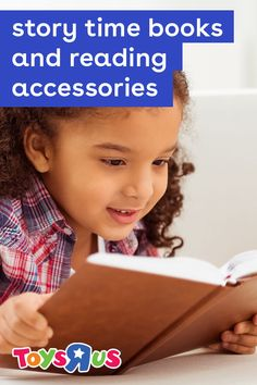 Reading comprehension becomes easier with the help of these reading time toys, books and accessories. There's something for every little reader, plus some cozy accessories to make a stress-free learning environment for your littles!