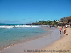 Hapuna Beach is one of the best beaches of the Big Island of Hawaii. Frequently ranked as one of the best beaches in the US [. Big Island Hawaii, Island Beach, Aloha Hawaii, Travel Magazines, Most Beautiful Beaches, Hawaiian Islands, Osho, Kauai, Caribbean