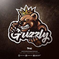 Game Logo Design, Youtube Logo, Logo Type, Mascot Design, Great Logos, Dark Wallpaper, Animal Logo, Sports Logo, Design Reference