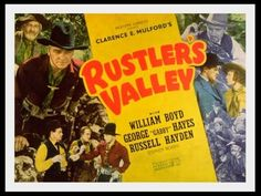 Rustlers' Valley 1937 Western Movie Full Length Lee J. Cobb , William Boyd, Russell Hayden - YouTube