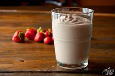 Milk-shake paleo e low carb