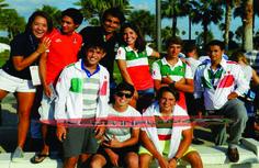 Mexicanos logran intensa preparaci�n en el X Campeonato Mundial de Windsurf de la Juventud 2014