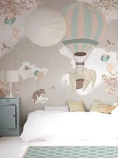 Adorable Gender Neutral Kids Bedroom Interior Idea (17)