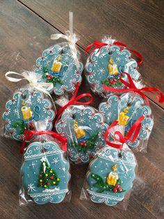 Boże Narodzenie 2015 | AniPasje - Pierniczki okazjonalne