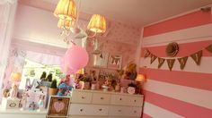 Kids room  romantic  girl