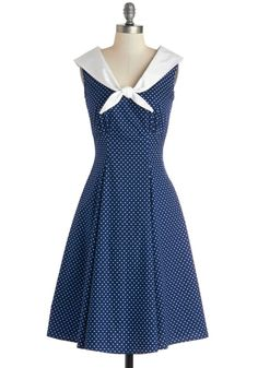 Love the ModCloth Cute Clipper Dress on Wantering | $52 | sale price | Boxing Week for Her | womens sleeveless dress | navy/white collar | fashion | style | wantering http://www.wantering.com/womens-clothing-item/cute-clipper-dress/afY8x/