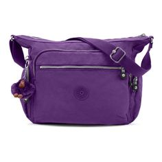0701fcaeafd Kipling Gabbie Handbag ( 109) ❤ liked on Polyvore featuring bags