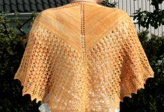 Butterfly Effect shawl