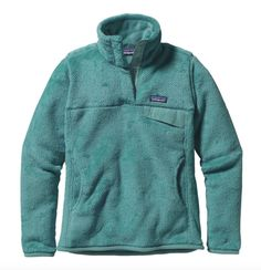 Patagonia Women's Re-Tool Snap-T® Fleece Pullover - Mogul Blue