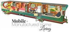 Mobile Home Living logo