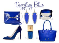 2014 Pantone Color of the Year: Dazzling Blue