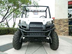 New 2016 Polaris Ranger® ETX ATVs For Sale in California. 58-inch width and excellent utility value Plush suspension travel and refined cab comfort for 2 creates an excellent ride Efficient 31 hp ProStar® EFI engine features stout low end power Dimensions: - Wheelbase: 73 in. (185.4 cm) Other: - Notes: RANGER® Models Warning: The Polaris RANGER® can be hazardous to operate and is not intended for on-road use. Driver must be at least 16 years old with a valid driver's license to operate…