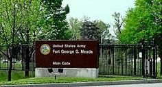 Fort George G. Meade, Odenton Maryland (1954-1962). Close to Severn, Maryland....less than 5 minutes