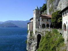 Eremo Santa Caterina del Sasso,  Lago Maggiore