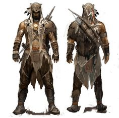 Concept art I did for the Ubisoft game For Honor ... Here is a link to an article I wrote about the creative process to create this character   http://forhonor.ubisoft.com/game/en-CA/news/164-217023-16/the-art-of-for-honor-the-warden  FB page - www.facebook.com/gmenuel