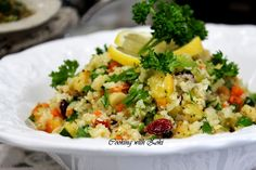 "Cooking with Zoki: KARFIOL "" COUSCOUS"""
