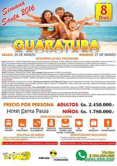 GUARATUBA Semana Santa 2016