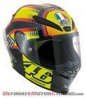 AGV Pista GP Sun & Moon (Valentino Rossi) LE Helmet Now Available