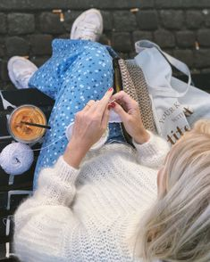 September Sweater – PetiteKnit Easy Sweater Knitting Patterns, Knitting Stitches, Bind Off, String Bag, Holiday Sweater, Circular Needles, Mohair Sweater, Knit Fashion, Knitted Bags